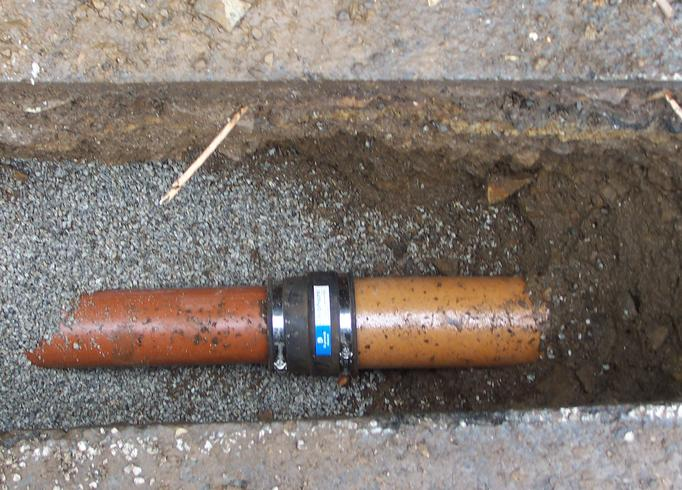 Drainage in Cornwall and Devon