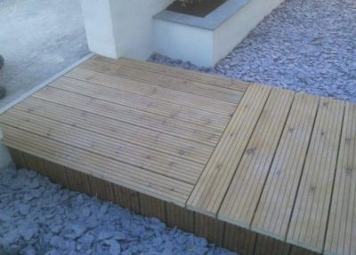 Paving & Decking in Cornwall and Devon