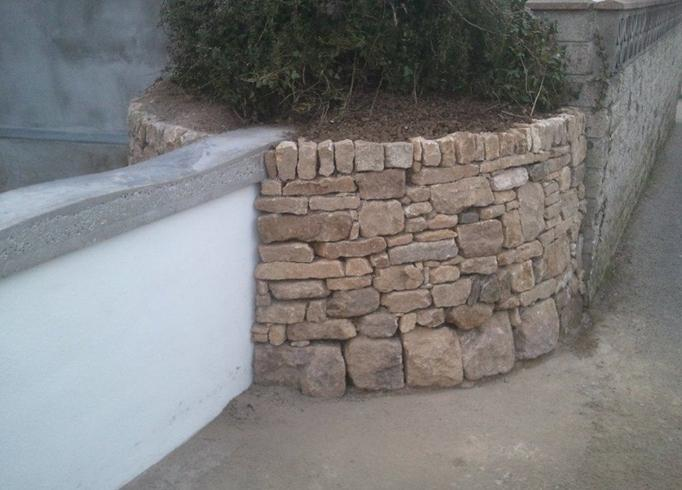 Stone Walling in Cornwall and Devon