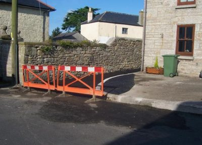 Tarmac in Cornwall and Devon