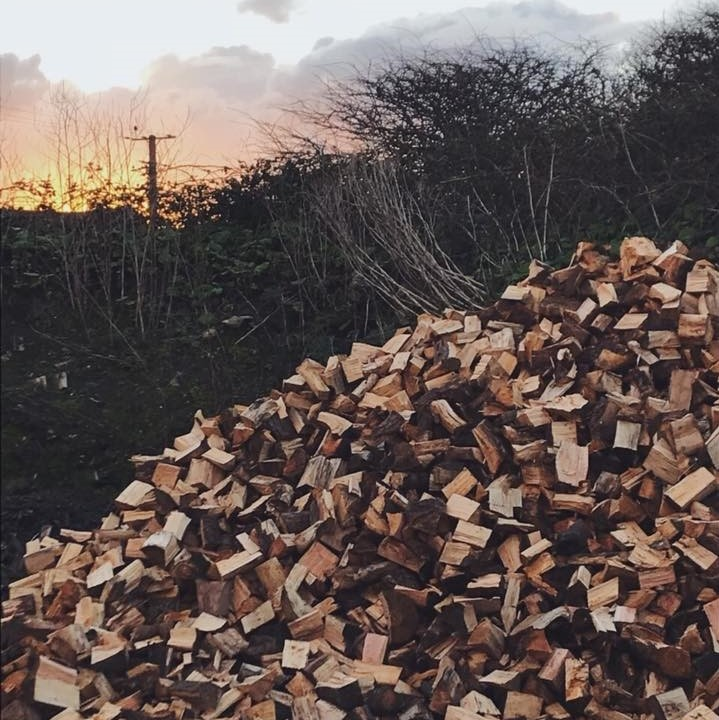 firewood logs to buy in Cornwall